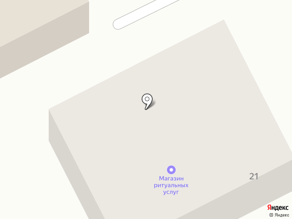 Социальная на карте Сотниково