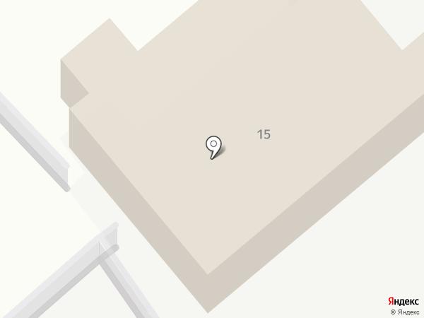 Азия на карте Вознесеновки