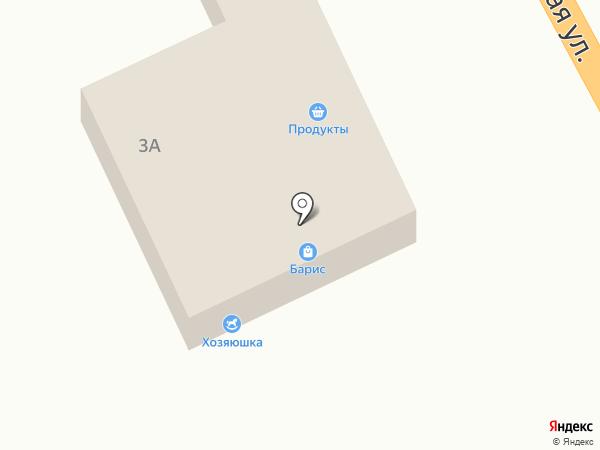 NPS на карте Сотниково