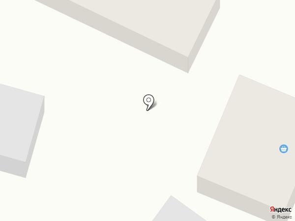 Продовольственный магазин на карте Сужи