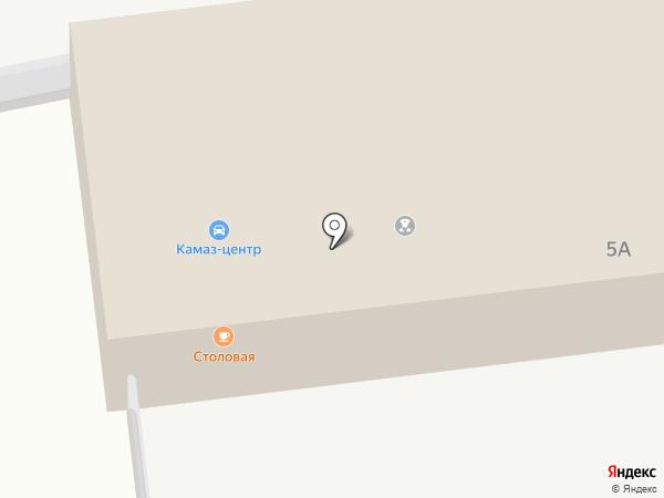 Бурятский КАМАЗ ЦЕНТР на карте Улан-Удэ