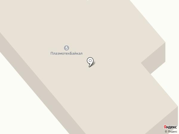 Бурятский государственный университет на карте Улан-Удэ