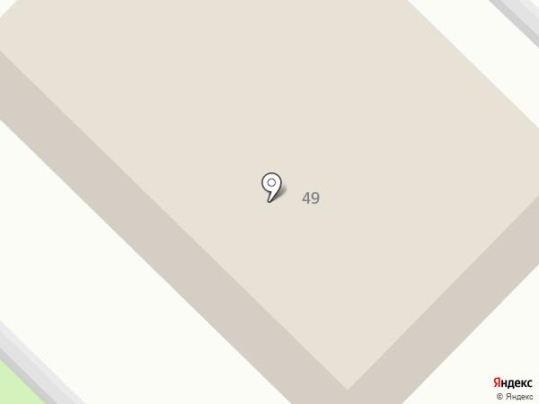 Заречный на карте Улан-Удэ