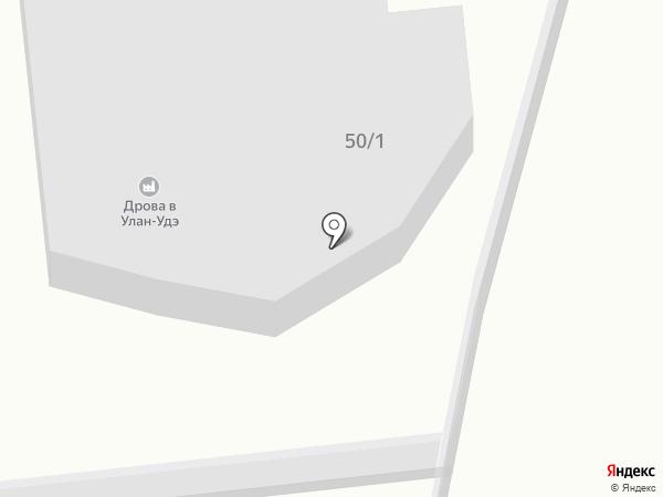 Оронгойские буузы на карте Улан-Удэ