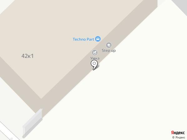 На Колесах на карте Улан-Удэ