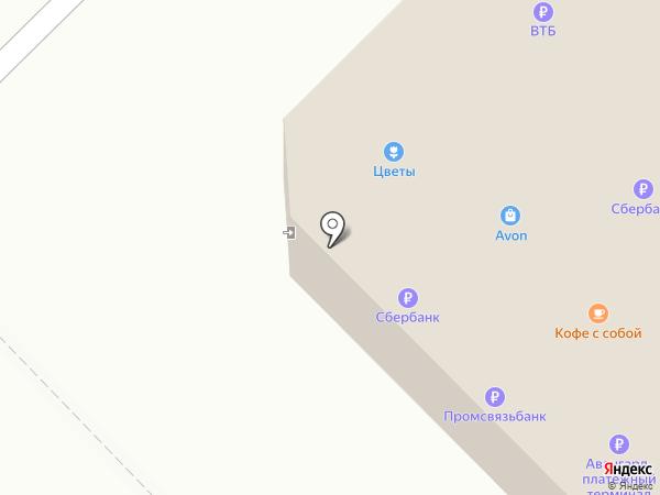 Yota на карте Улан-Удэ
