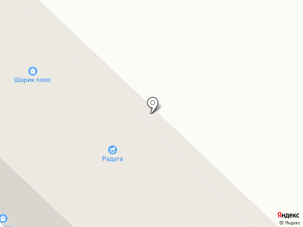 Магазин тканей на карте Улан-Удэ