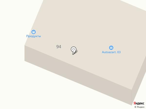 Автокузовщик на карте Улан-Удэ