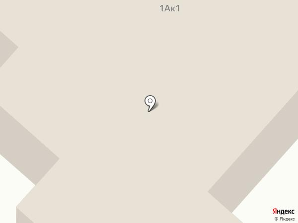 Теплая автостоянка на Керамической на карте Улан-Удэ