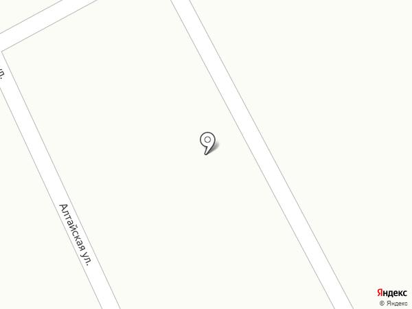 Продуктовый магазин на карте Нижнего Саянтуя