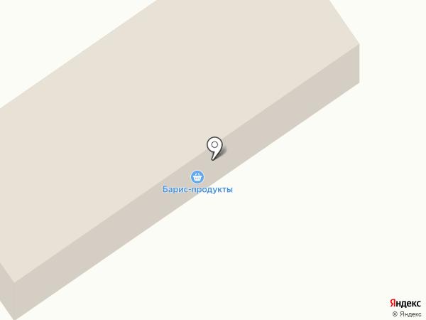 УЛИС на карте Нижнего Саянтуя