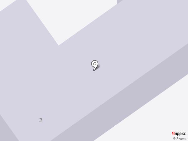 Багульник на карте Улан-Удэ
