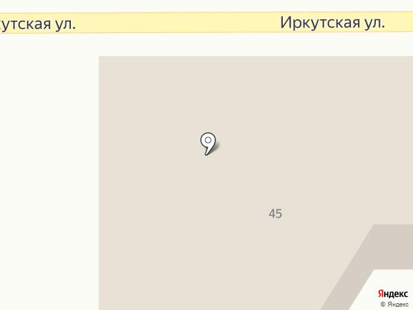 Сабир на карте Улан-Удэ