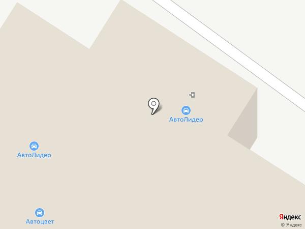 Буфет на карте Улан-Удэ