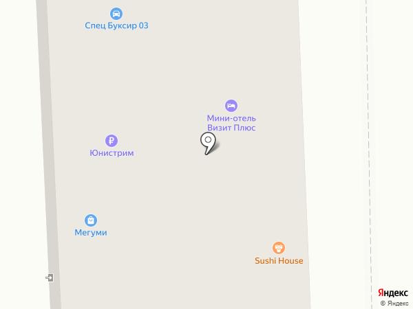 BayanBaikal на карте Улан-Удэ
