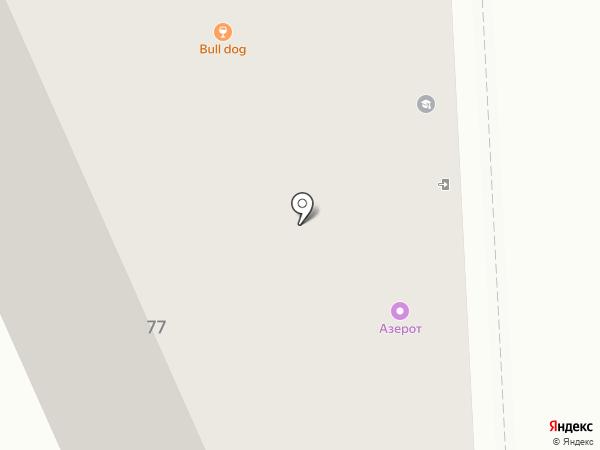 МОРЕСОЛЬ на карте Улан-Удэ