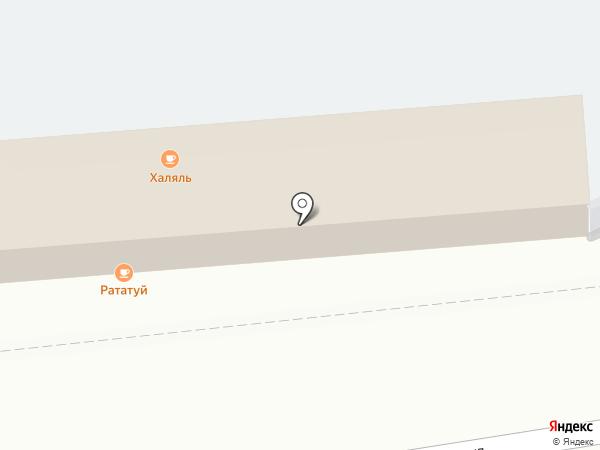 Лаззат на карте Улан-Удэ