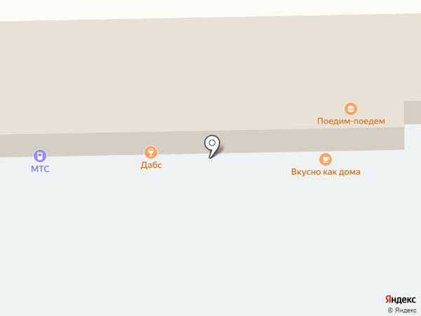 БАМ на карте Улан-Удэ