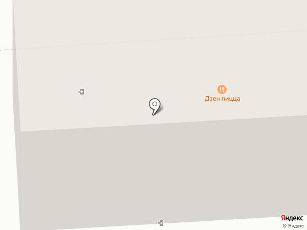 NARGI`KHAN на карте Улан-Удэ