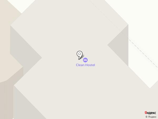 CLEAN Hostel на карте Улан-Удэ