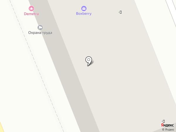 Стрелец на карте Улан-Удэ