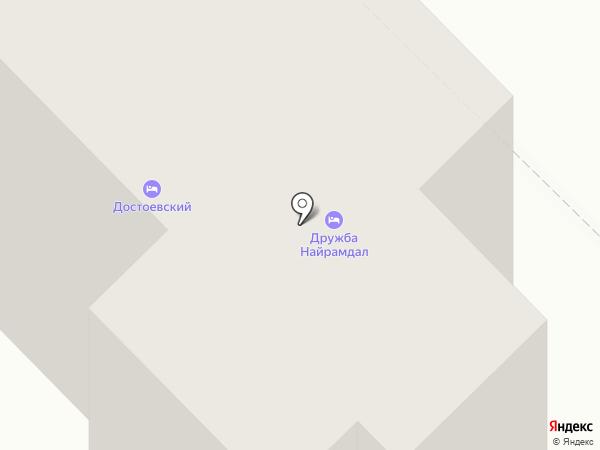 DALI-hostel на карте Улан-Удэ