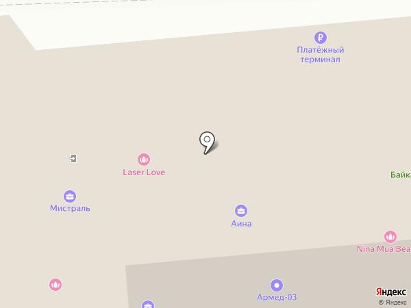 JAZZ на карте Улан-Удэ