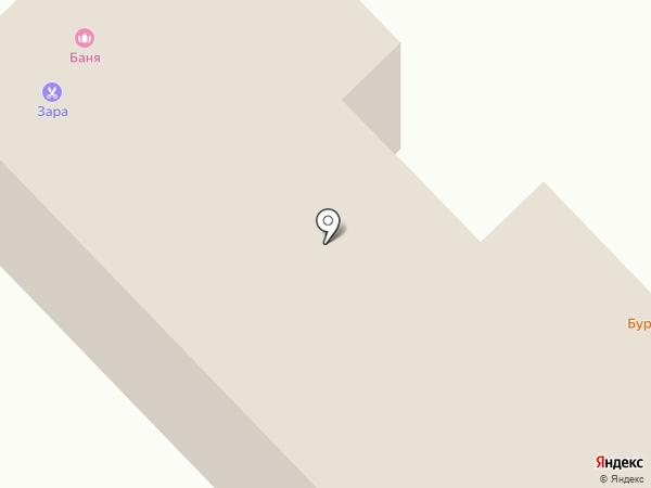 Арго на карте Улан-Удэ