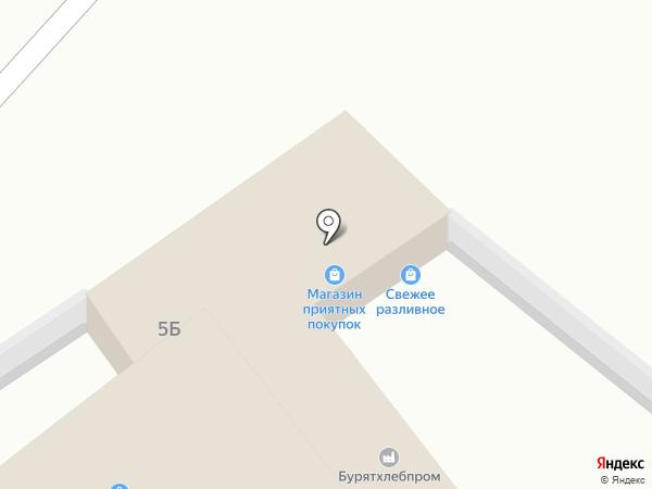 Продукты на карте Улан-Удэ