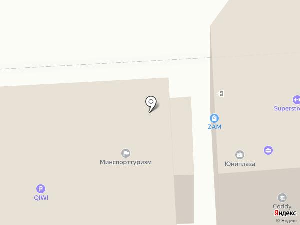 ZAM на карте Улан-Удэ