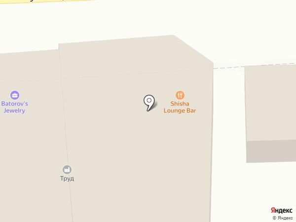 Абиаль на карте Улан-Удэ