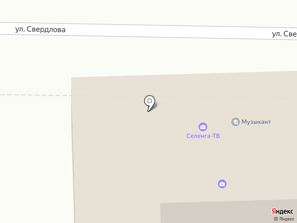 Юридический кабинет Спиридонова И.К. на карте Улан-Удэ