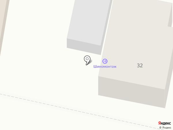 Фейерверк на карте Улан-Удэ