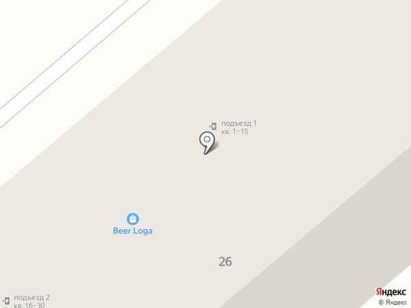 Бэби Фит на карте Улан-Удэ