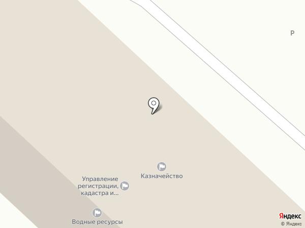 Управление Федеральной службы государственной регистрации, кадастра и картографии по Республике Бурятия на карте Улан-Удэ