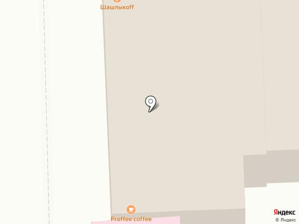 Шашлыкoff на карте Улан-Удэ