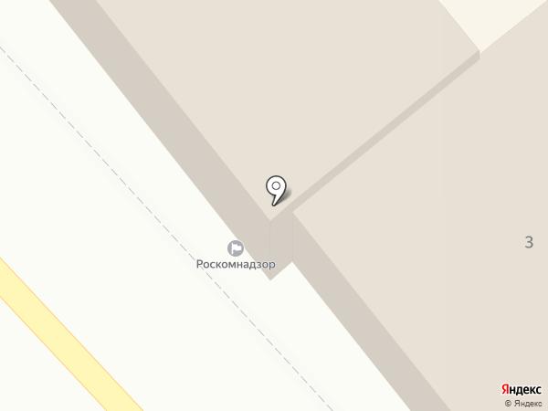 Управление Федеральной службы по надзору в сфере связи, информационных технологий и массовых коммуникаций по Республике Бурятия на карте Улан-Удэ
