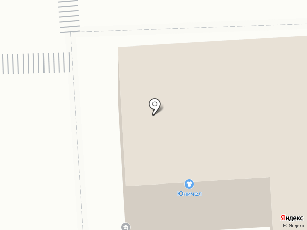 Юничел на карте Улан-Удэ