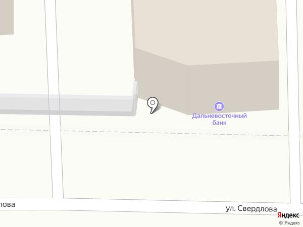 Платежный терминал, Дальневосточный банк, ПАО на карте Улан-Удэ