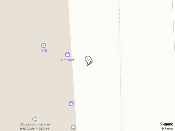 АБИКОМ на карте Улан-Удэ