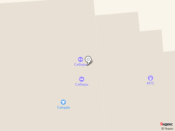 Pole GYM на карте Улан-Удэ