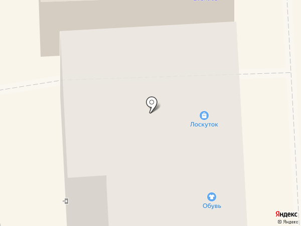 Лоскуток на карте Улан-Удэ