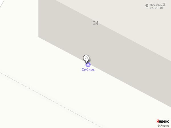 Бухен Хаус на карте Улан-Удэ