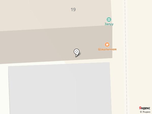Шашлычная на карте Улан-Удэ