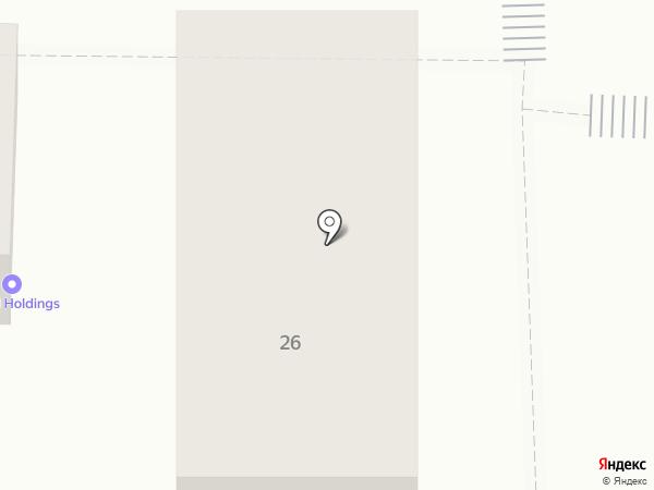 Алтан Аргал на карте Улан-Удэ