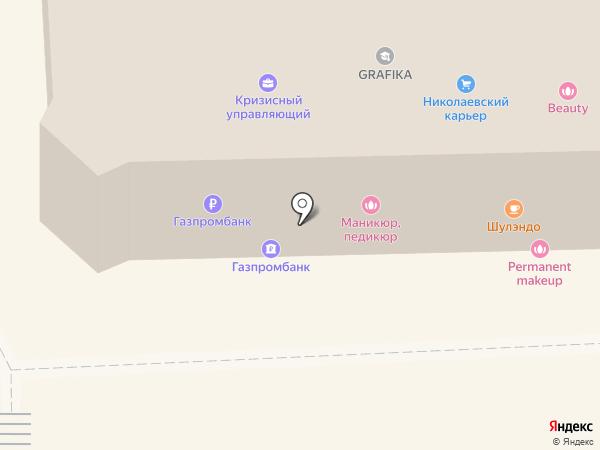 Гарант на карте Улан-Удэ