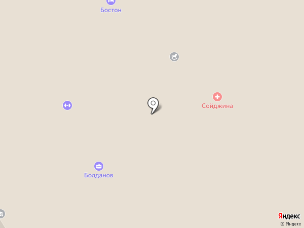 АВАТАР Group на карте Улан-Удэ