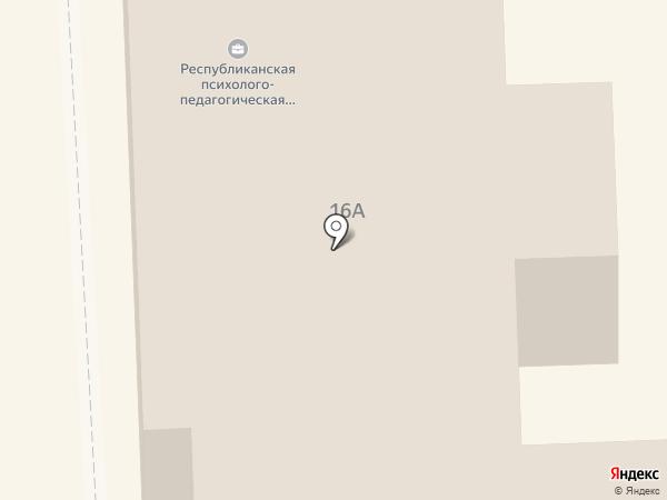 Республиканский детско-юношеский центр туризма и краеведения на карте Улан-Удэ