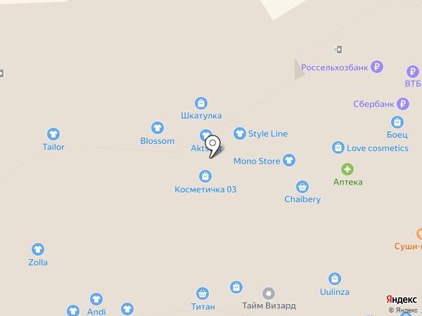 11GATE на карте Улан-Удэ