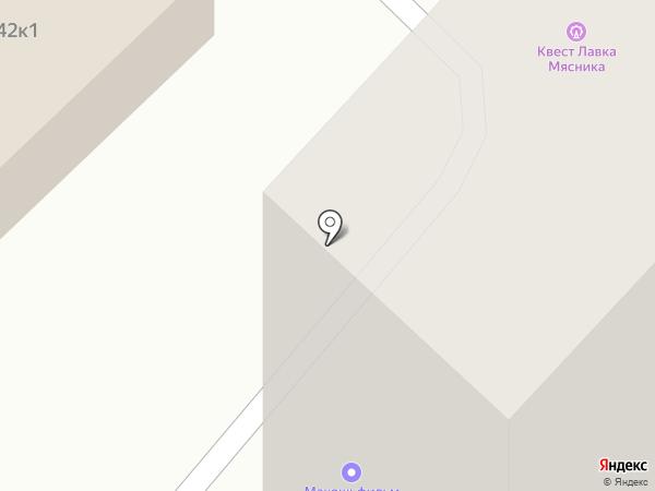 Уют на карте Улан-Удэ